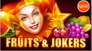 Fruits & Jokers20 Lines