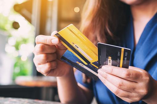 インターカジノで利用できるクレジットカードは?