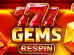 777 Gems respin