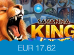 Savanna King Jackpot
