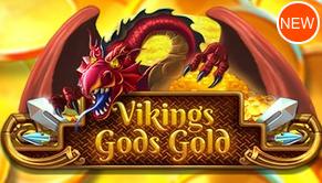Viking's Gods Gold