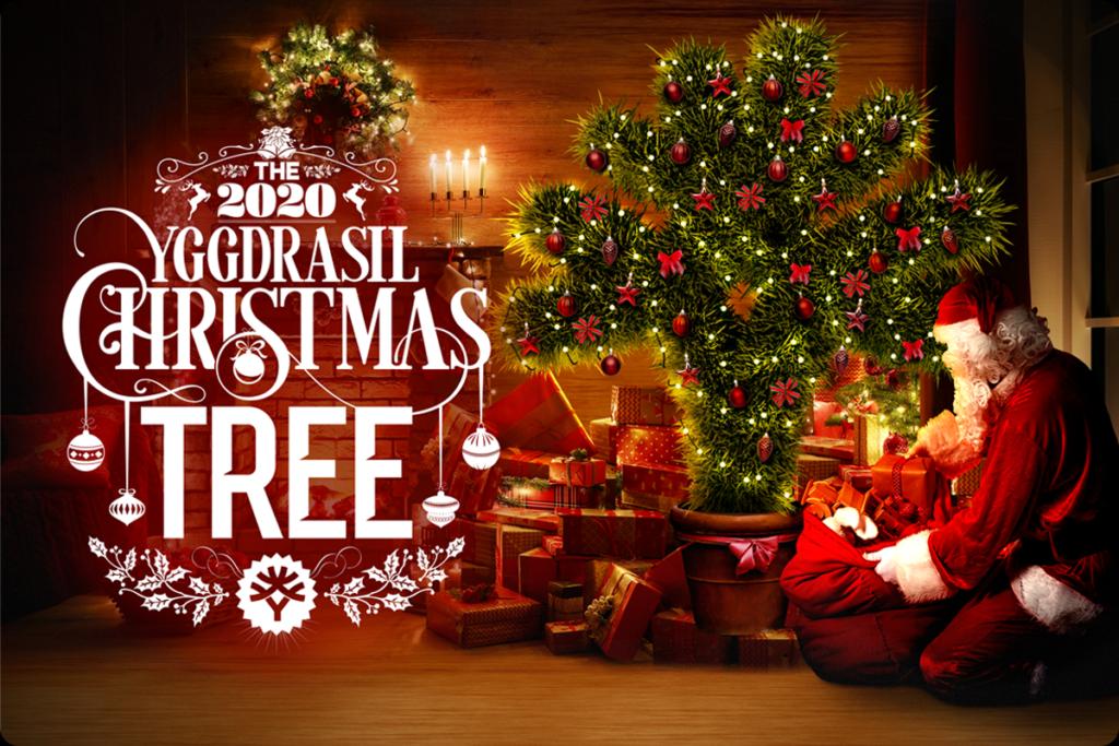 Yggdrasil Christmas Treeキャンペーン