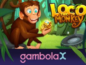 Loco the Monkeyでトップ賞$3,500を狙おう